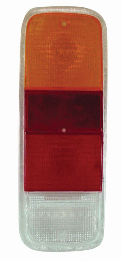 BUS TAIL LIGHT LENS