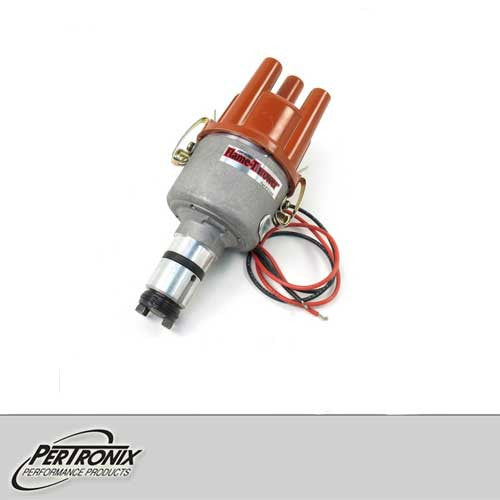 PERTRONIX 009 STYLE DISTRIBUTOR W/ FLAME THROWER IGNITION MODU
