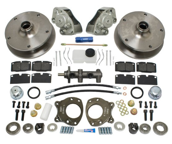TYPE 2 DISC BRAKE KIT, 1968-1970 - 5 x 205