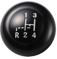BLACK SHIFT KNOB 10mm