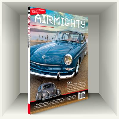 AirMighty Magazine Issue #33