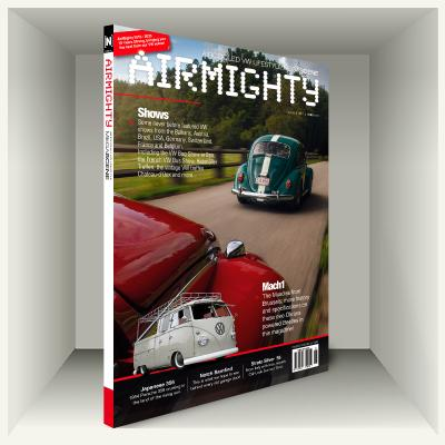 AirMighty Magazine Issue #37