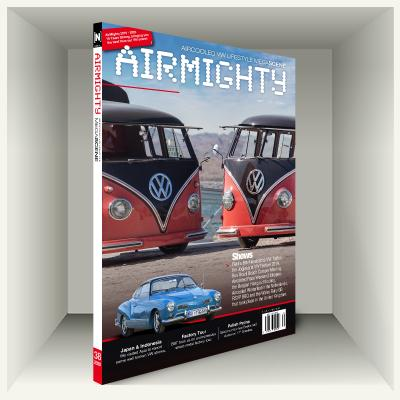 AirMighty Magazine Issue #38
