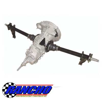 RANCHO 6 VOLT SWING-AXLE TRANSAXLE UP TO 1960 W/AXLES