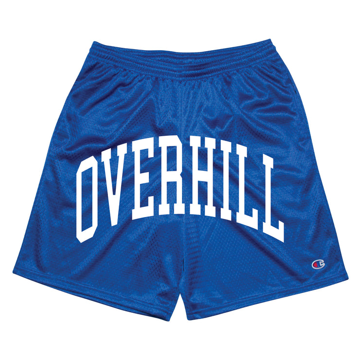 Overhill Shorts Royal