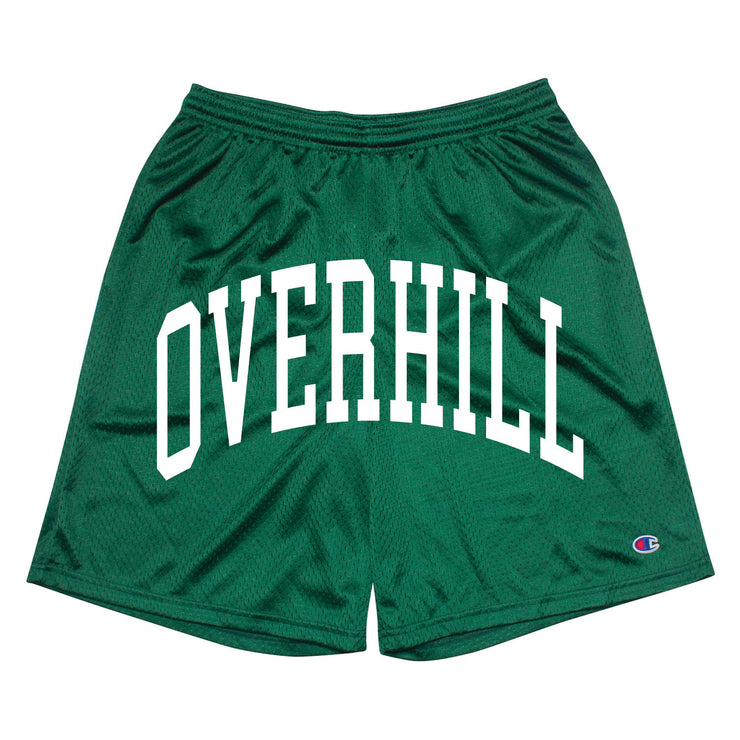 Overhill Shorts Green