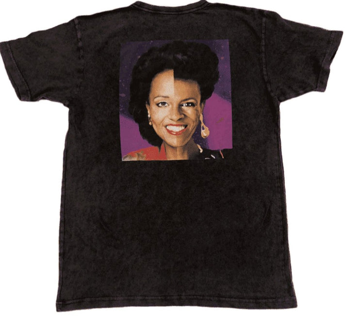 FRESH with Aunt Viv graphic on back