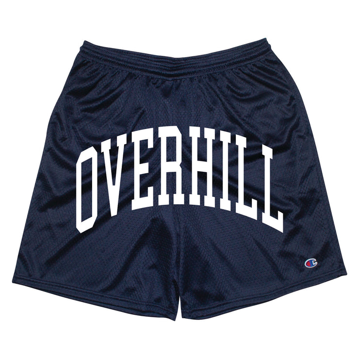 Overhill Shorts Navy