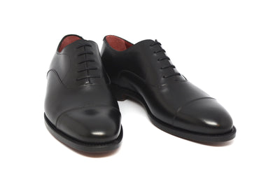RICHARD - BLACK CALF - 371