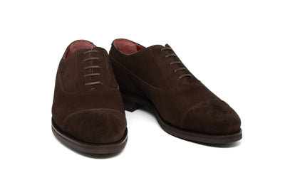 ROBERT - BROWN SUEDE - 371
