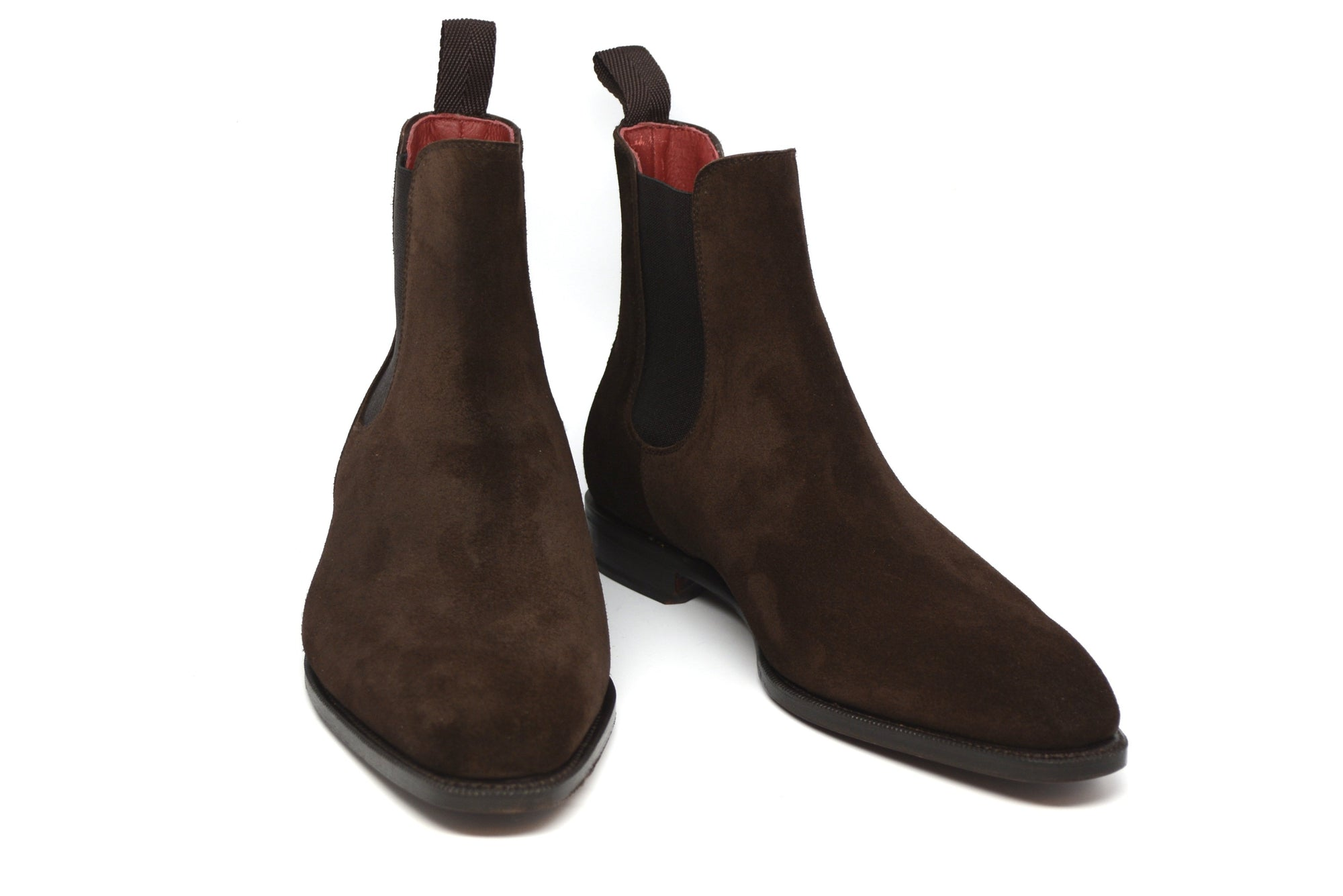 BENJAMIN - BROWN SUEDE - RITZ