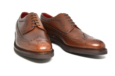 ALEX uR - COGNAC GRAIN - 312