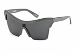 Hadid Eyewear | Passport Control Sunglasses | Grey - Hadid Eyewear