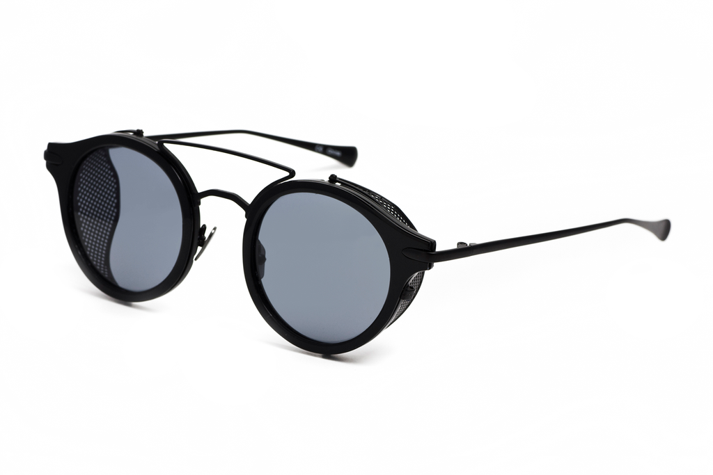 Hadid Eyewear | Mile High Sunglasses | Matte Black - Hadid Eyewear