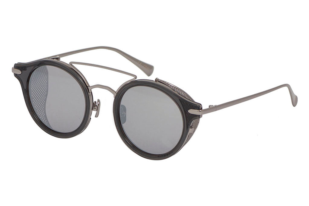 Hadid Eyewear | Mile High Sunglasses | Grey Crystal - Hadid Eyewear