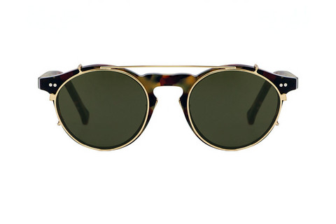Hadid Eyewear | Captain Sunglasses | Tortoise (New)