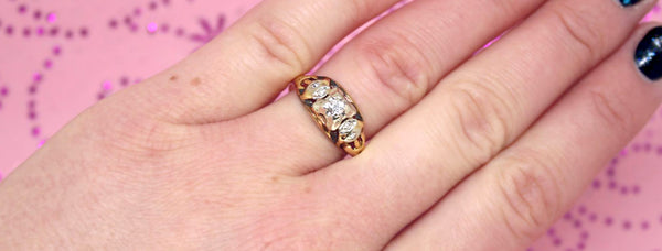 When & When NOT To Wear Your Engagement Ring