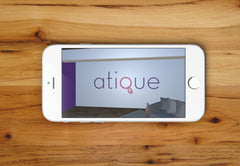 Atique App - Wall View