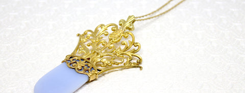 Gold Filled Antique Necklace