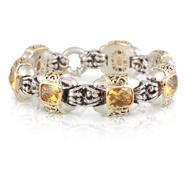 Citrine Bracelet | The Vincent
