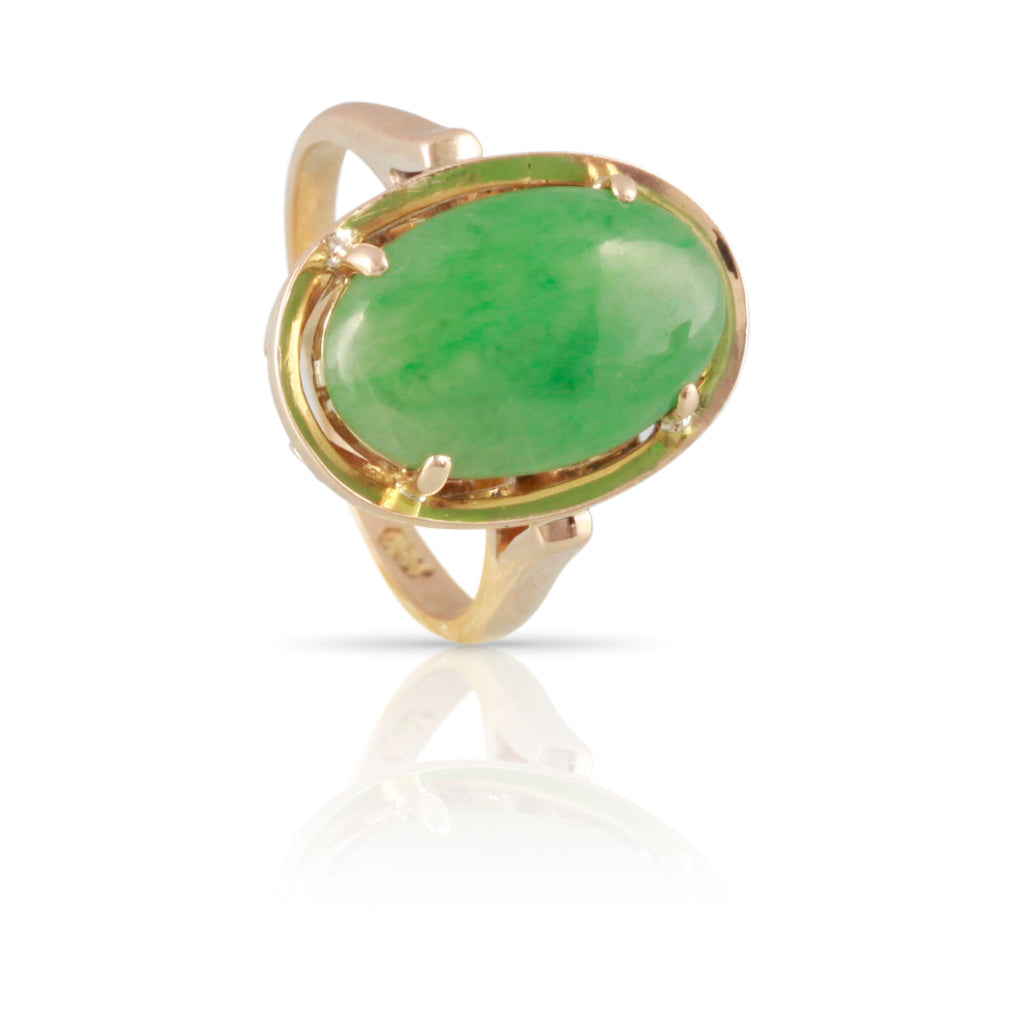 Jade Ring | The Charlie