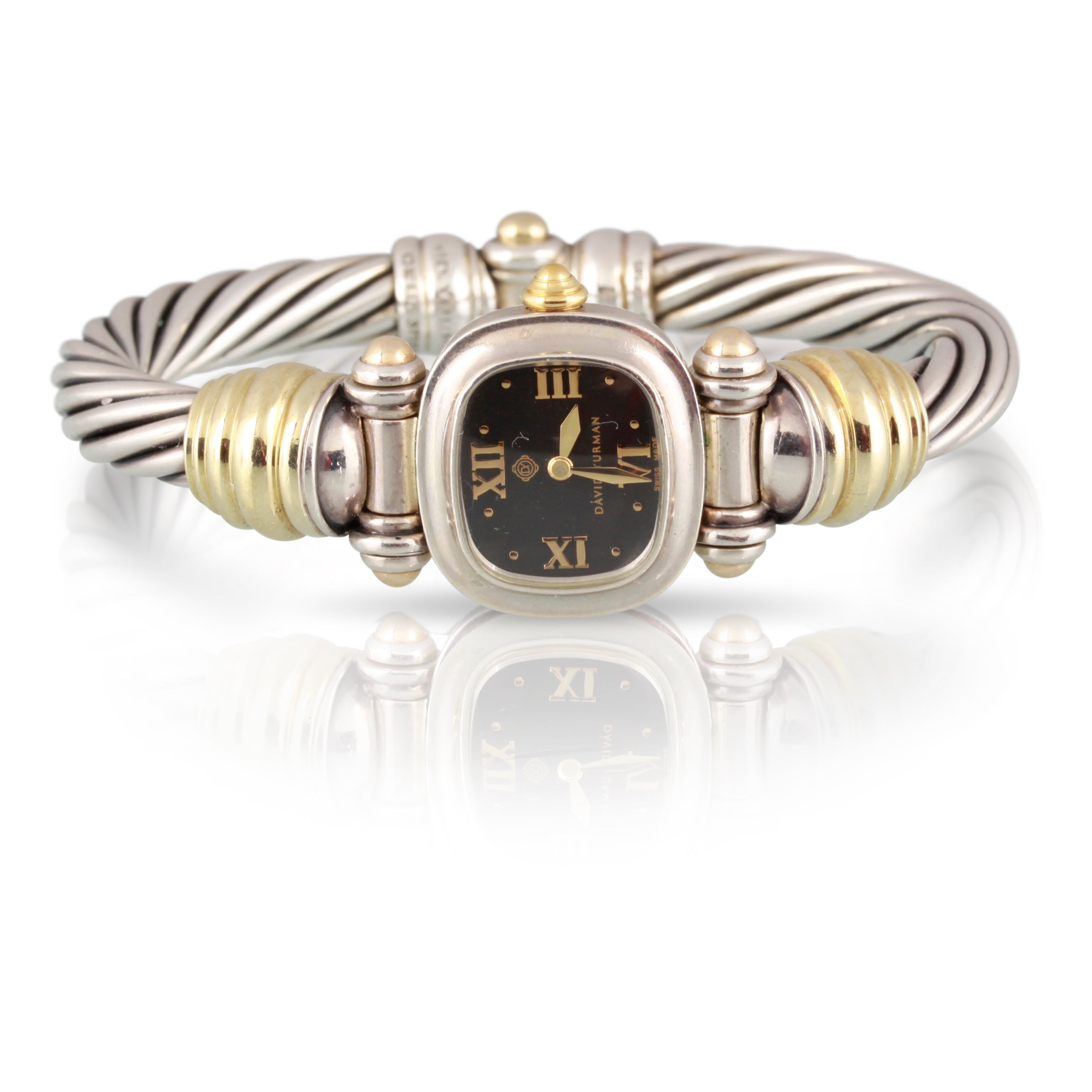 David Yurman Bangle Watch | The Xander