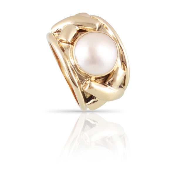 Mabe Pearl Ring | The Otto