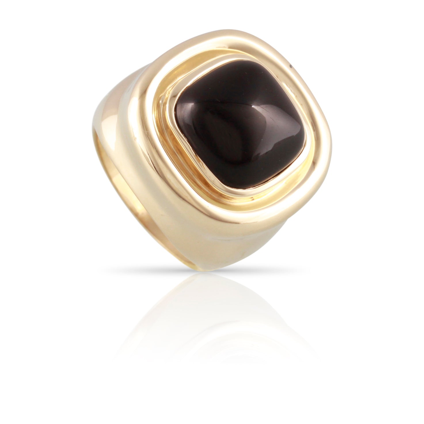 Black Onyx Ring | The Nathan