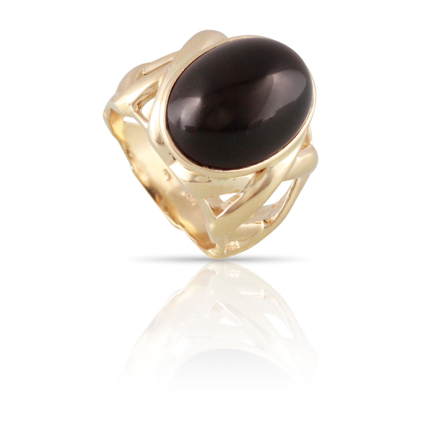 Black Onyx Ring | The Winston