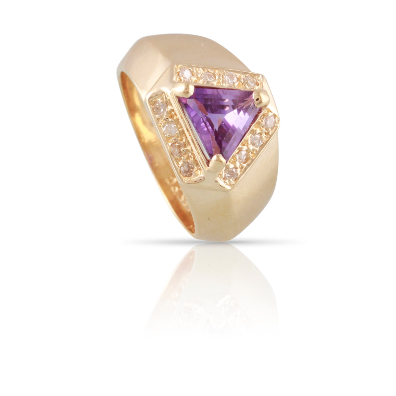 Amethyst Ring | The Knox