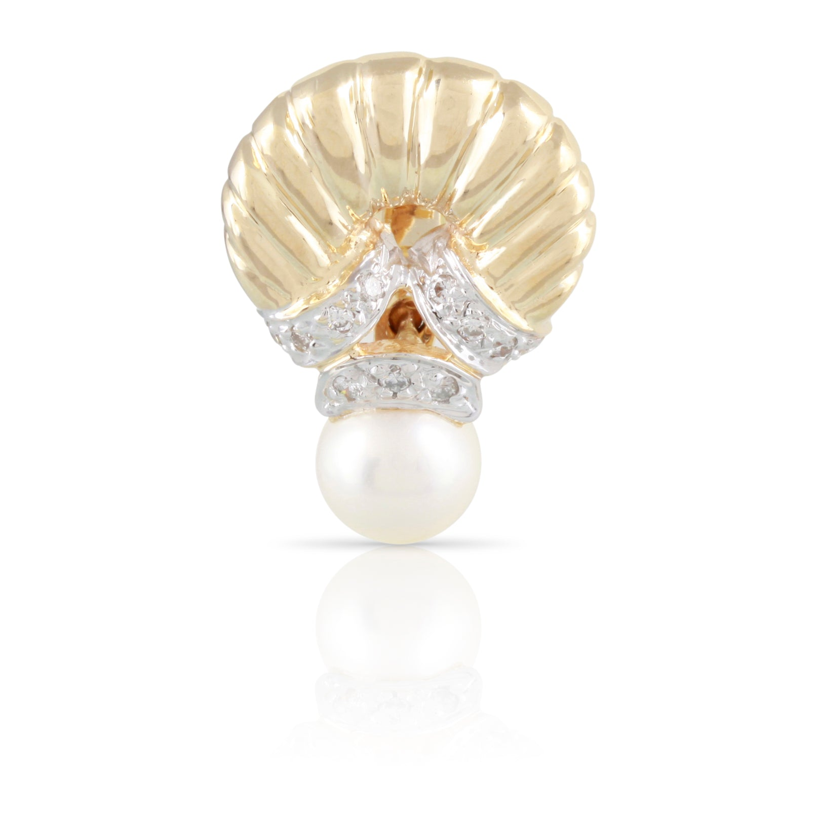 Pearl and Diamond Pearl Strand Enhancer | The Eamon