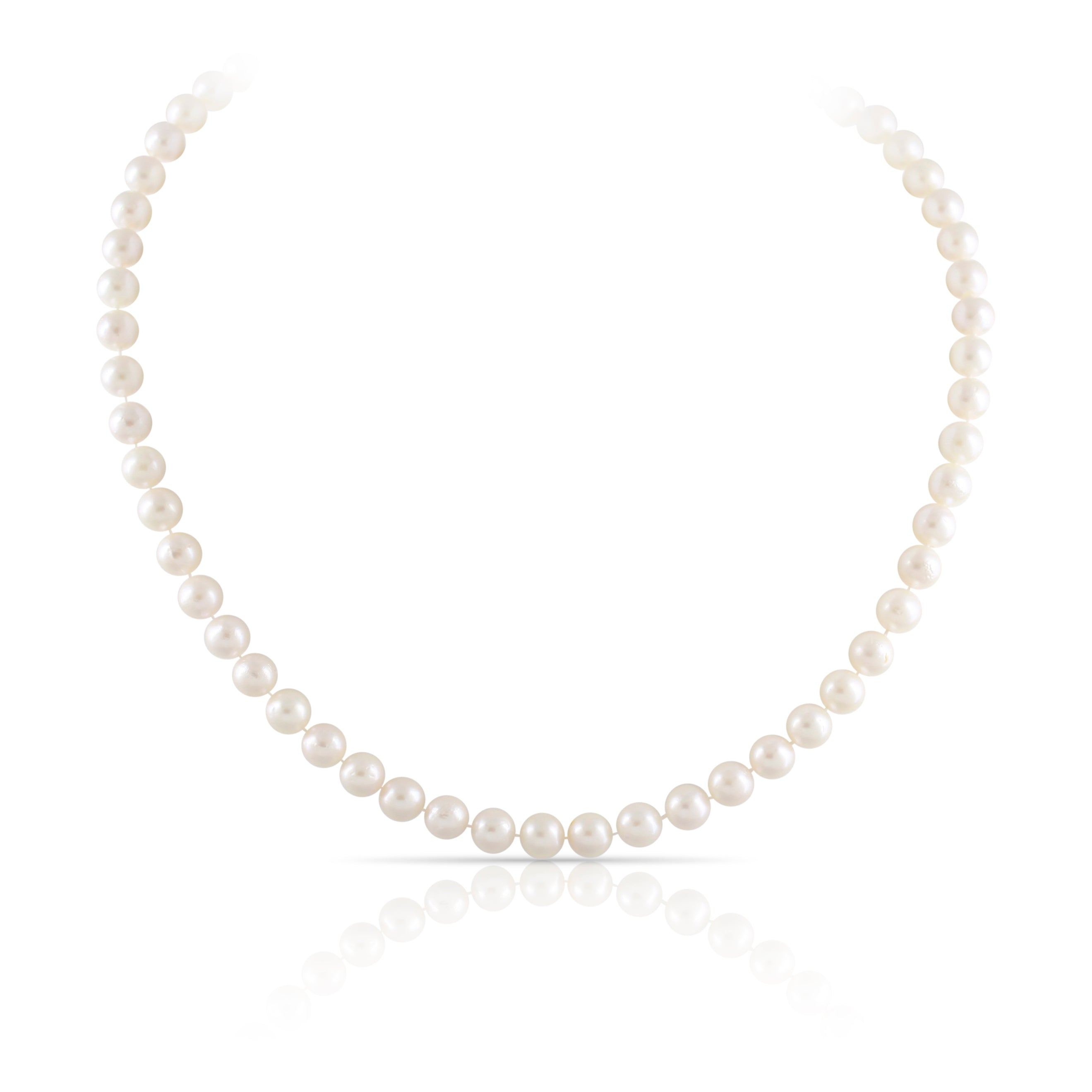 Pearl Necklace Strand | The Jasmine
