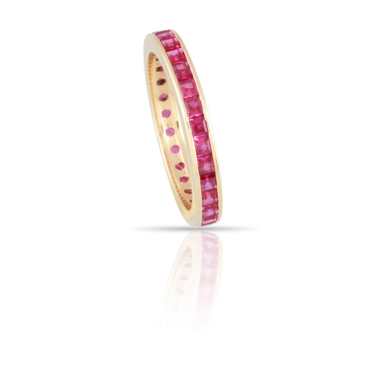 Ruby Eternity Band | The Emmeline