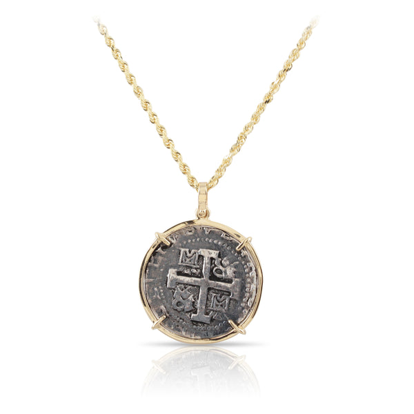 Coin Pendant | The Amelie