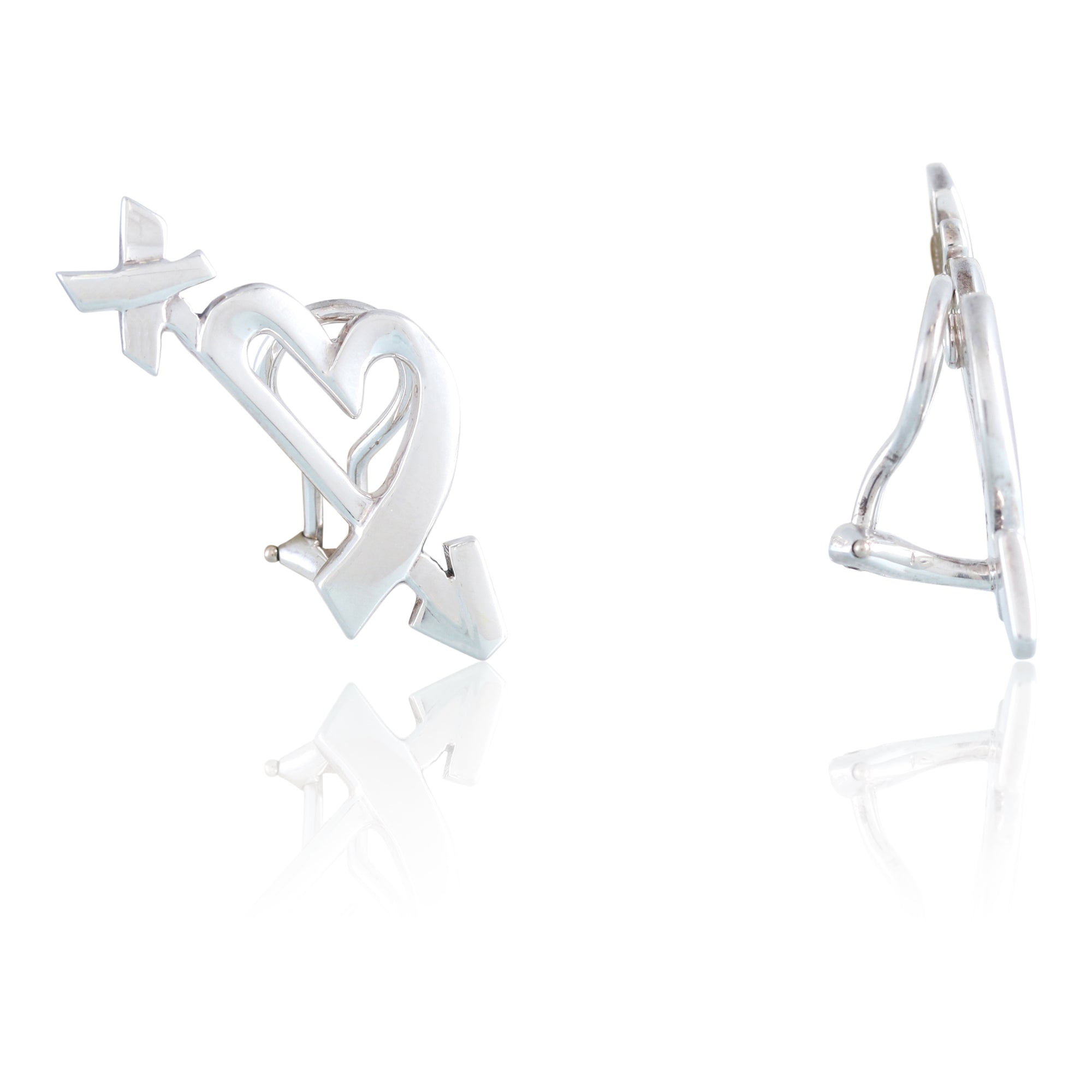 Tiffany & Co Hearts and Arrows Earrings | The Conrad