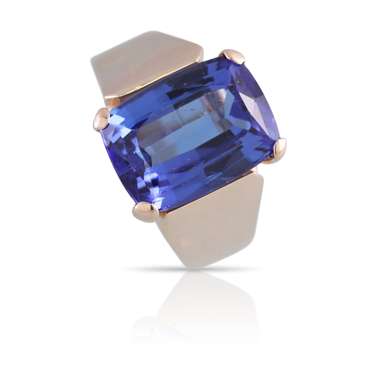 Tanzanite Ring | The Noelle