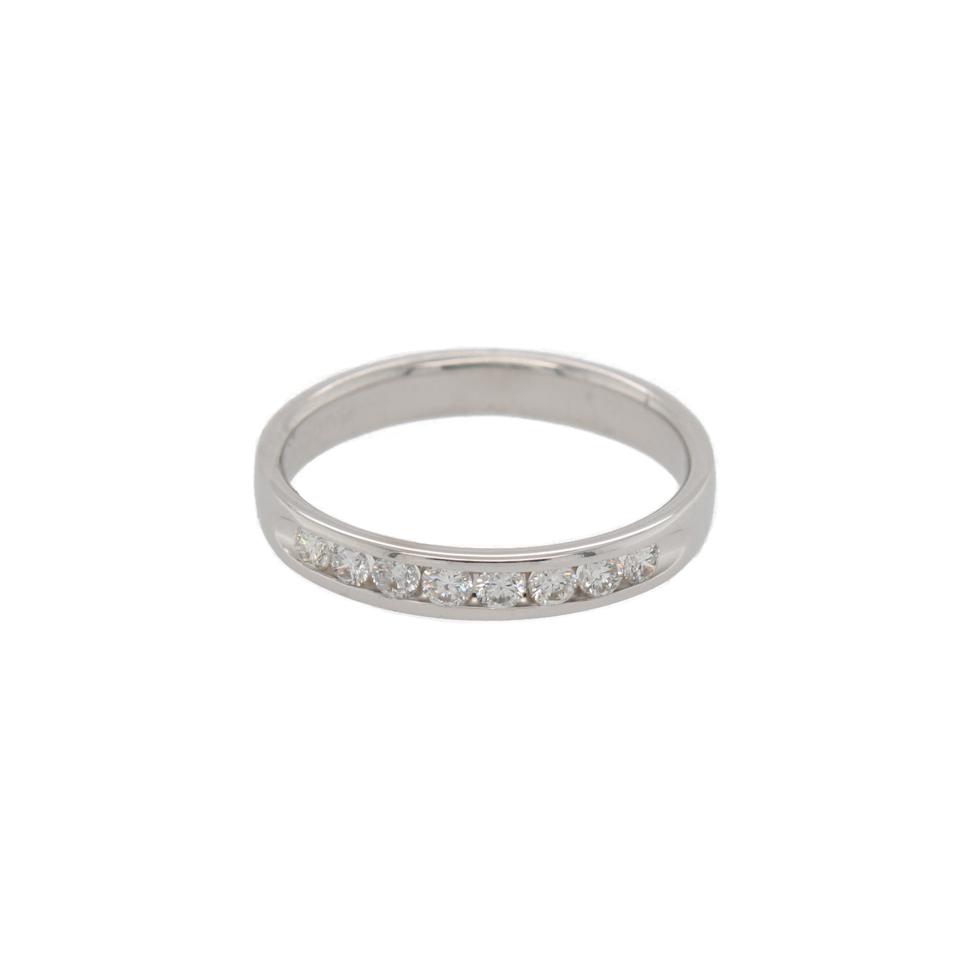 8 Stone Diamond Band