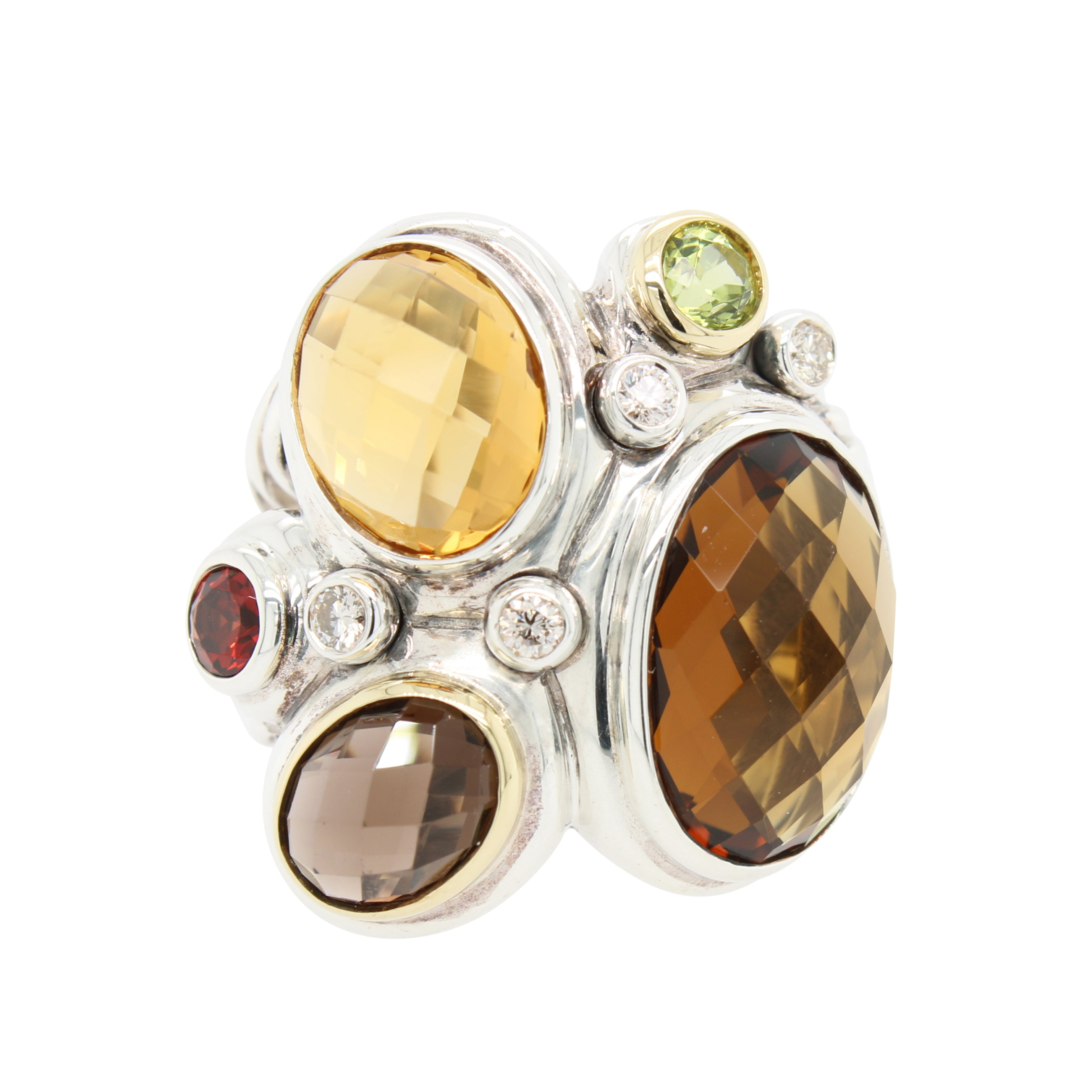 David Yurman Mosaic Ring