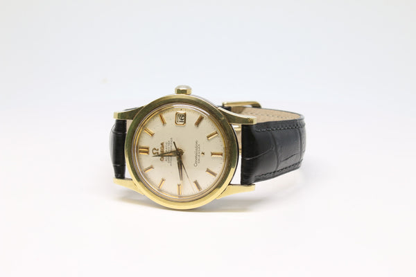 Omega Constellation Gold Topped Watch | The Kent