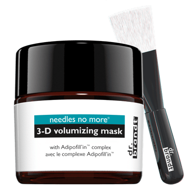 needles no more® </br>3-D VOLUMIZING MASK