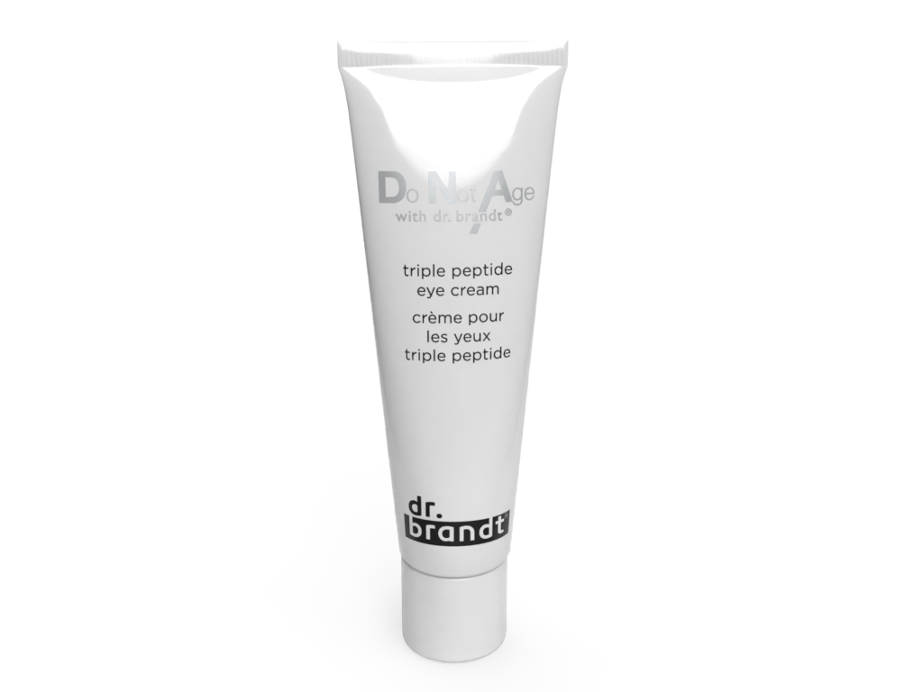 Do Not Age with dr. brandt® TRIPLE PEPTIDE EYE CREAM 15gr