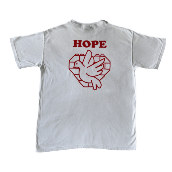 Dee & Ricky Limited Edition Hope T-Shirt