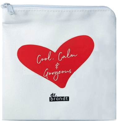 Cool Calm & Gorgeous Cosmetic Bag