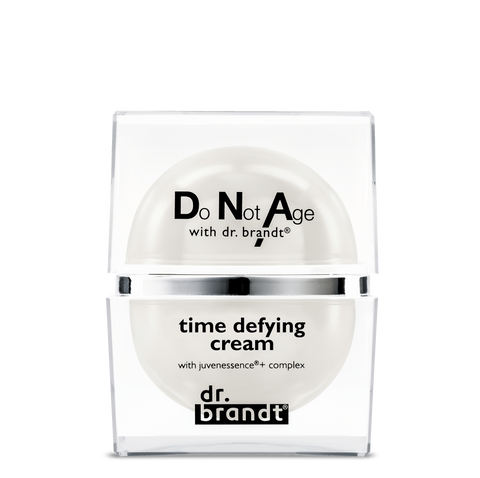 Do Not Age with dr. brandt® TIME DEFYING CREAM