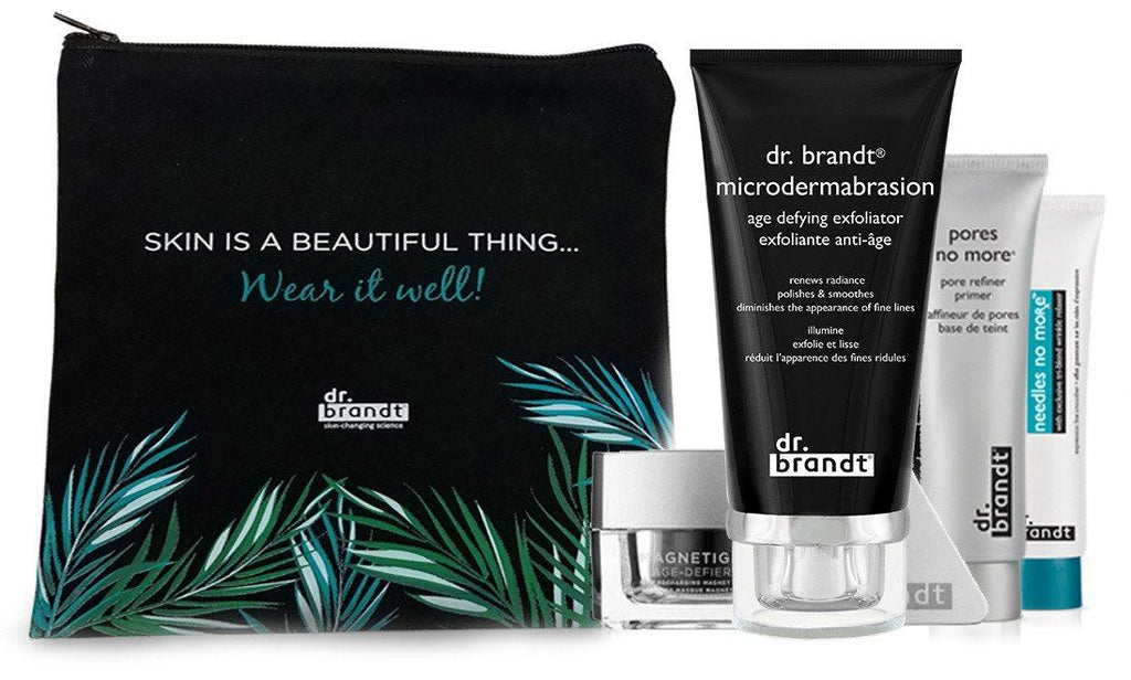 Skin Brightening Solution kit