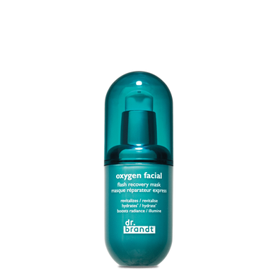 oxygen facial <br>flash recovery mask