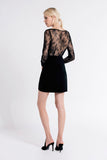 ALLENDE LACE DRESS - SHOP MĒKO