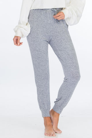 SOFT KNIT JOGGERS