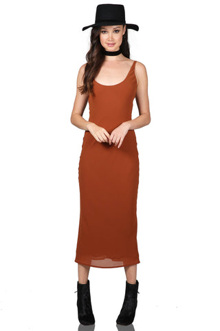 RIMA BIAS MAXI DRESS - SHOP MĒKO