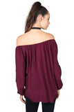OPEN SLEEVE BOHO BLOUSE - SHOP MĒKO